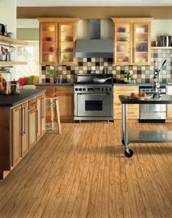 Affordable Laminate Floor Installation